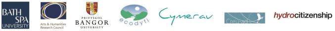 Cymerau Publicity Logos